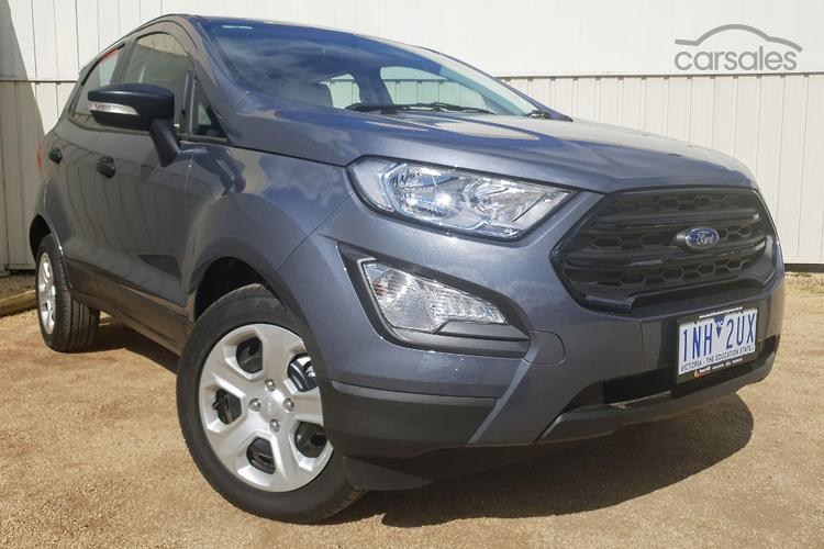 Ford Ecosport Ambiente Bl Auto My