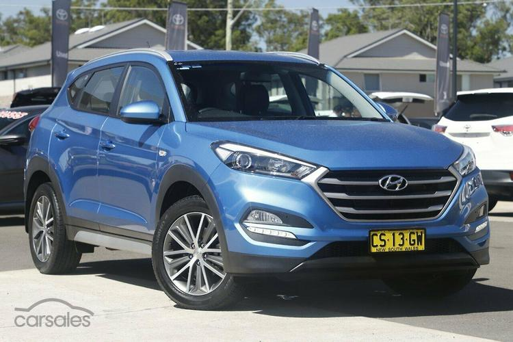 New Used Hyundai Tucson Cars For Sale In New South Wales