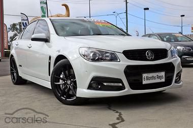 New  Used Holden Commodore SS V Redline cars for sale in