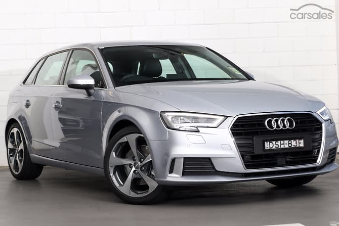 New Used Audi A Sport Cars For Sale In Australia Carsalescomau - Audi a3 sport
