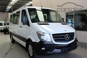4e94471692 New   Used Mercedes-Benz Sprinter Bus cars for sale in Australia ...