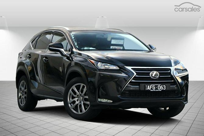 Lexus Suv For Sale >> New Used Lexus Suv Cars For Sale In Victoria Carsales Com Au