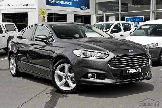 2017 Ford Mondeo Trend Md Auto My18 25
