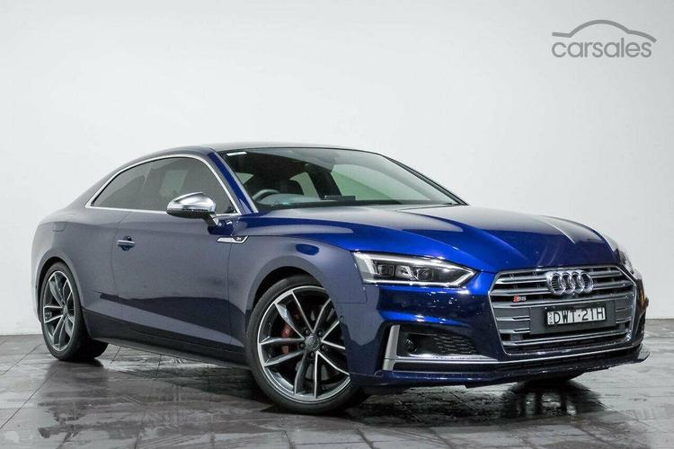 New Used Audi S5 F5 Coupe Cars For Sale In Australia Carsales Com Au