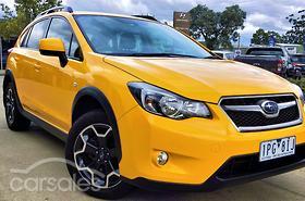 2017 Subaru Xv 2 0i Special Edition G4x Auto Awd My15