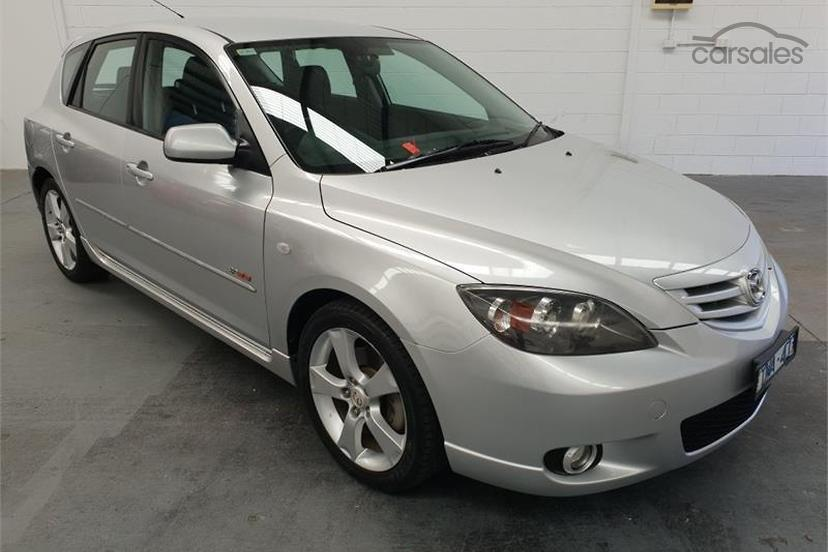 4a174b0d5a60 2005 Mazda 3 SP23 BK Series 1 Manual