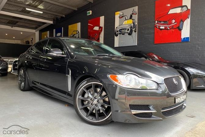new & used jaguar xf cars for sale in australia - carsales.au