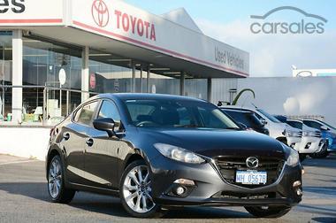 New & Used Mazda 3 SP25 cars for sale in Western Australia