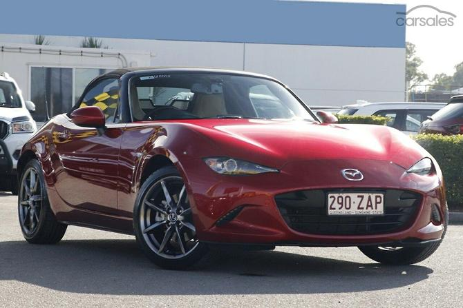 New Used Mazda Convertible 2 Doors Cars For Sale In Australia