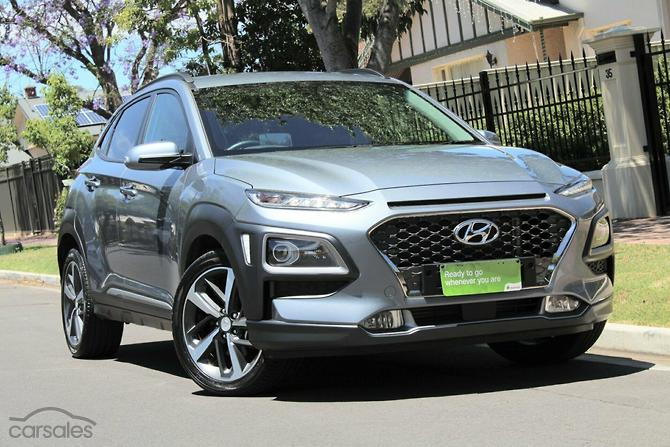 New Used Hyundai Kona Cars For Sale In Adelaide South Australia