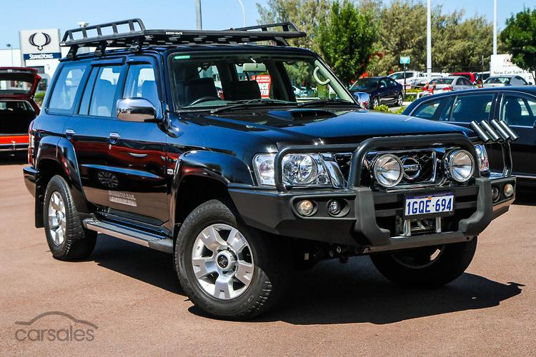 New Used Nissan Patrol Y61 Cars For Sale In Australia Carsales