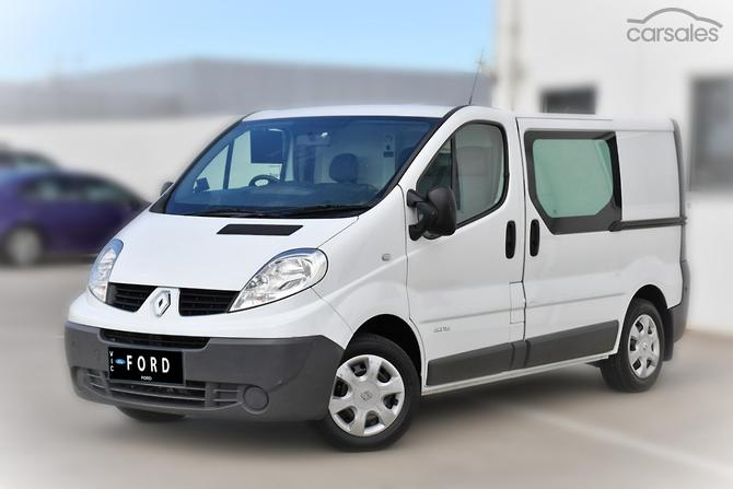 5f9f3d265f New   Used Renault Trafic X83 Phase 3 Diesel cars for sale in ...