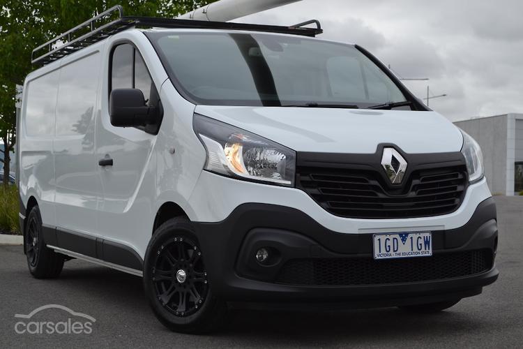 Renault trafic for sale brisbane