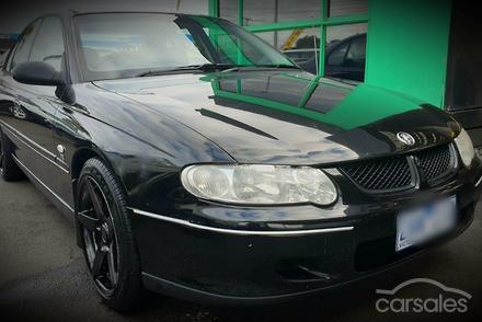 2001 Holden Commodore Executive VX Auto