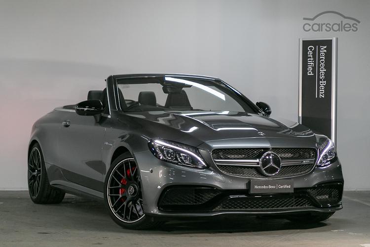 2018 Mercedes Benz C63 AMG S Auto