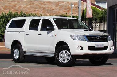 2013 toyota hilux sr manual 4x4 my12 double cab