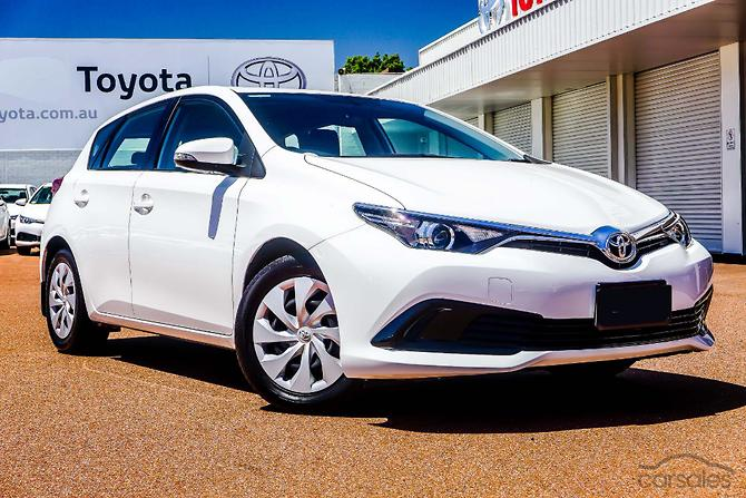 New Used Toyota Corolla Cars For Sale In Perth Western Australia