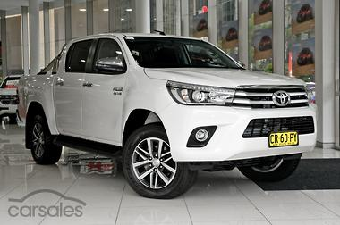 New Used Toyota Hilux Sr5 Cars For Sale In Australia Carsales Com Au