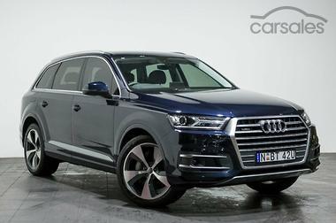 New Used Audi Q Cars For Sale In Australia Carsalescomau - Audi q7 car sales
