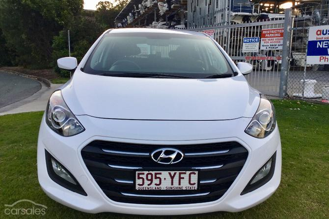 New Used Hyundai I30 White Cars For Sale In Australia Carsales