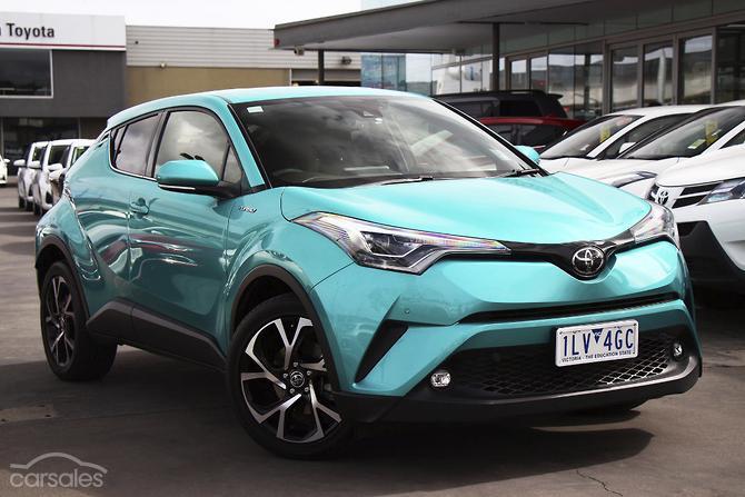 2017 Toyota C Hr Koba Auto 2wd