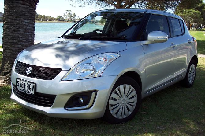 New & Used Suzuki Swift cars for sale in South Australia - carsales  New Swift on 2015 new sidekick, 2015 new ford, 2015 new superb, 2015 new rock, 2015 new terios, 2015 new bolero, 2015 new lincoln, 2015 new alto, 2015 new dodge,