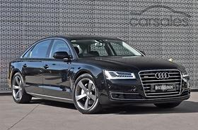 New Used Audi A L Cars For Sale In Australia Carsalescomau - Used audi a8l for sale