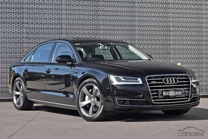 New Used Audi A Cars For Sale In City Of Canada Bay Sydney New - Audi a8 for sale