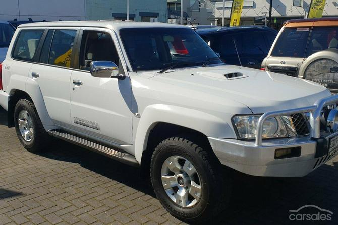 New & Used Nissan Patrol cars for sale in South Australia - carsales ...