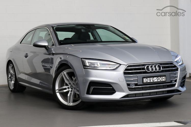 2017 Audi A5 Sport Auto MY17