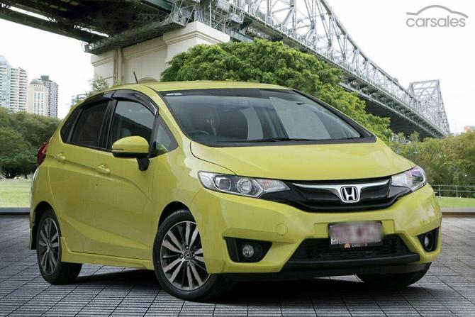 New Used Honda Jazz Cars For Sale In Queensland Carsales Com Au