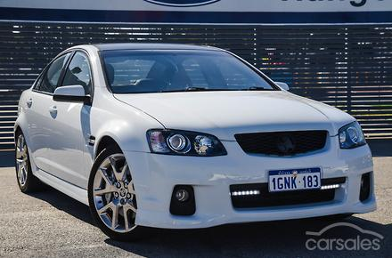 2011 Holden Commodore Ss V Redline Ve Series Ii Manual