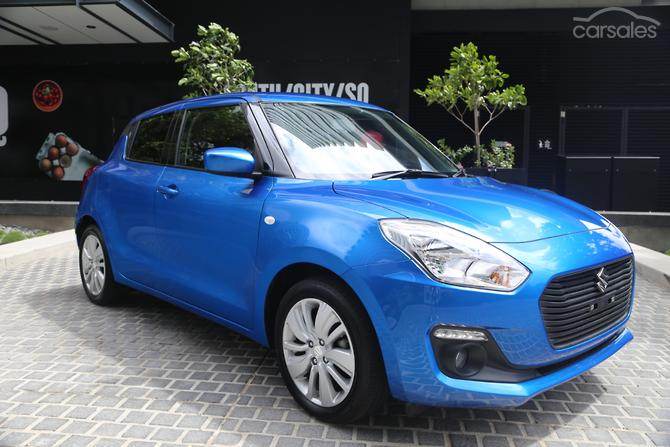 New Used Suzuki Swift Cars For Sale In Australia Carsales Com Au