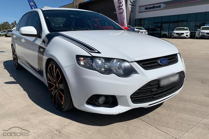 New & Used Ford Falcon XR6 Turbo White cars for sale in New South