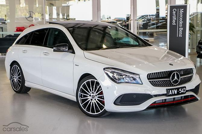 new & used mercedes-benz cla250 cars for sale in australia