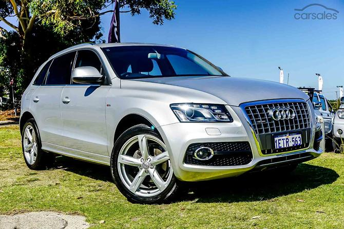 New Used Audi Q Cars For Sale In Western Australia Carsales - Audi car q5
