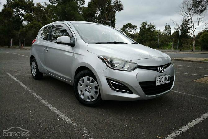 New Used Hyundai I20 Cars For Sale In Adelaide South Australia