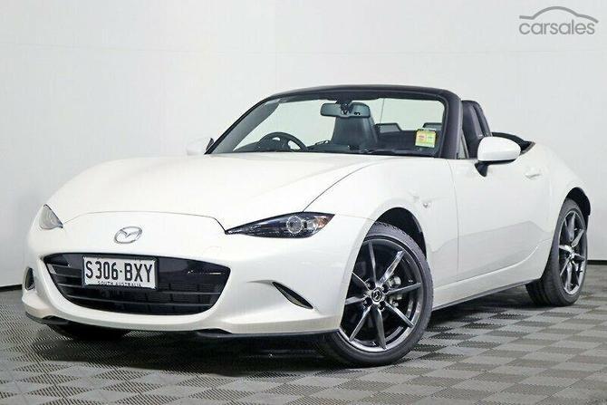 New Used Mazda Mx 5 White Cars For Sale In Australia Carsales Com Au