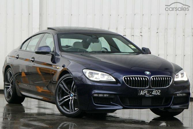 2016 BMW 640i F06 LCI Auto