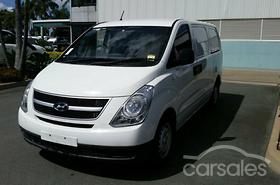 40932e67ce New   Used Hyundai iLoad cars for sale in Brisbane South Queensland ...