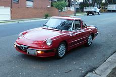 New Used Alfa Romeo Spider Cars For Sale In Australia Carsales - Alfa romeo spyder for sale