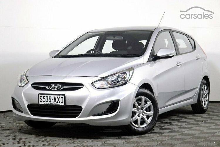 2013 Hyundai Accent Active Auto