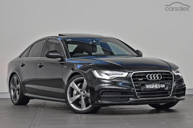 New Used Audi A Cars For Sale In Australia Carsalescomau - Car audi a6
