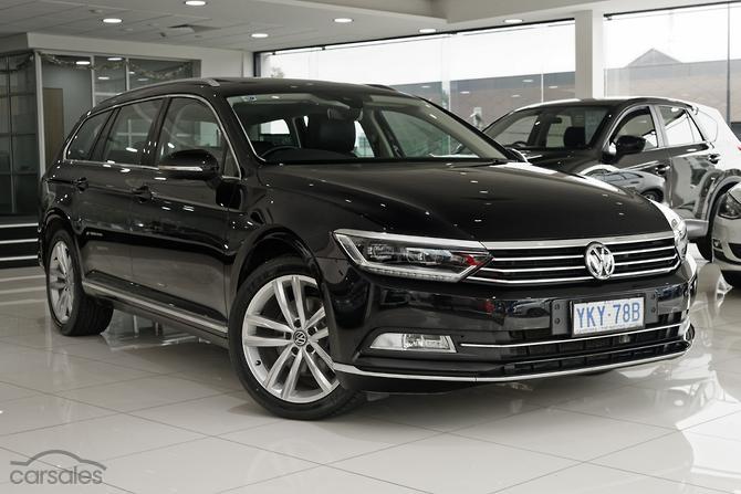 New Used Volkswagen Passat Wagon Cars For Sale In Australia