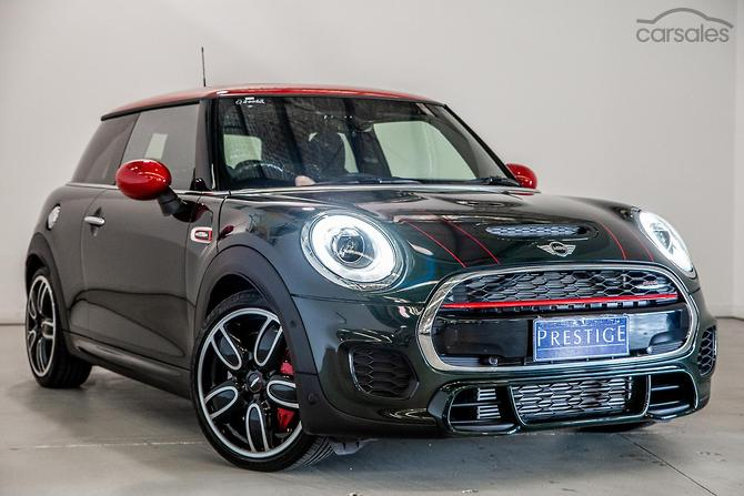 New Used Mini Hatch John Cooper Works Hatch Cars For Sale In