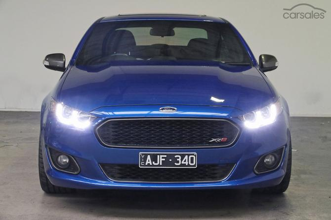 New Used Ford Falcon Xr8 Cars For Sale In Australia Carsales