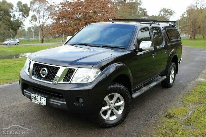 New & Used Nissan Navara cars for sale in Adelaide South Australia ...
