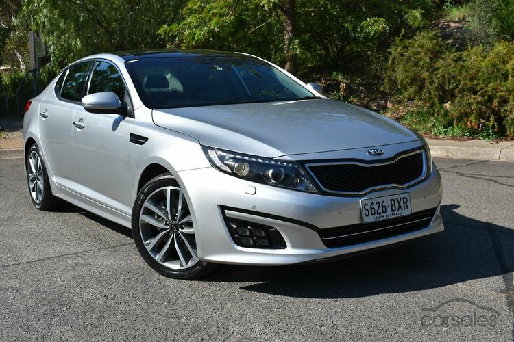 2014 Kia Optima Platinum Auto MY15