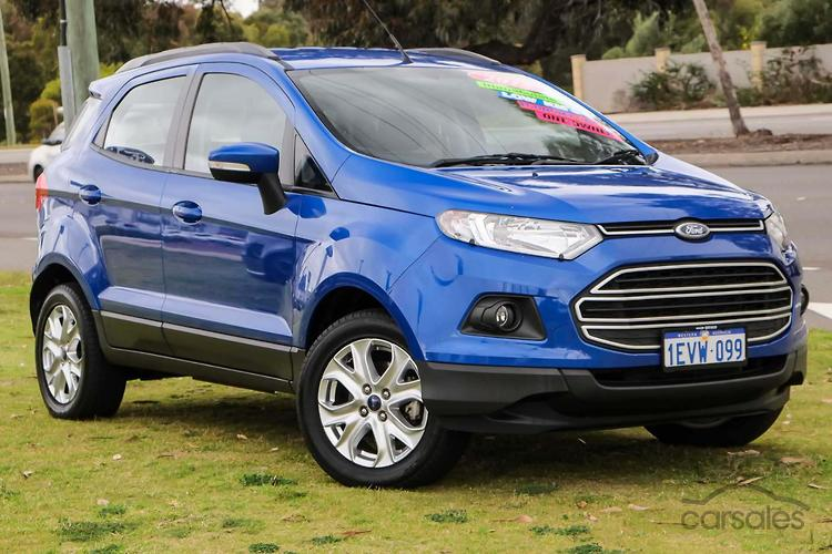 new used ford ecosport trend blue cars for sale in australia rh carsales com au