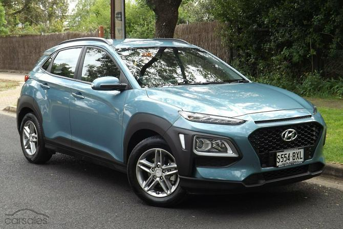 New Used Hyundai Kona Cars For Sale In Adelaide Western South